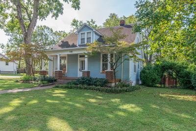 Nashville Single Family Home For Sale: 4401 Utah Ave