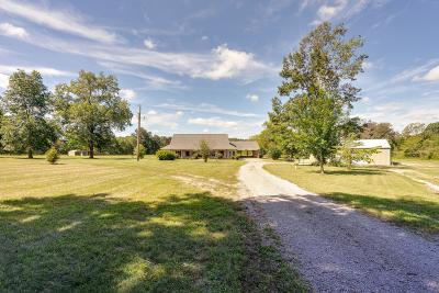 Columbia Single Family Home Under Contract - Showing: 2045 Joe Brown Rd