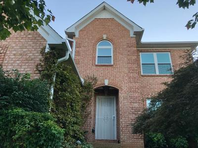 Smyrna Single Family Home For Sale: 814 Riata Ct