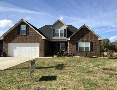Christiana Single Family Home For Sale: 2525 Auldridge Dr