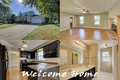Clarksville TN Single Family Home For Sale: $146,900
