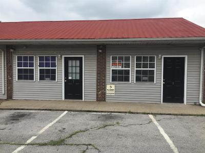 Adams, Clarksville, Springfield, Dover Commercial For Sale: 3025 Fort Campbell Blvd