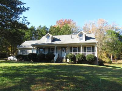 Woodbury Single Family Home Under Contract - Not Showing: 522 Tanglewood Dr