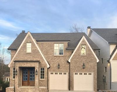 Nashville Single Family Home For Sale: 3410 Benham Ave