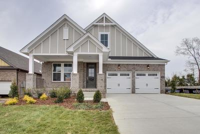 Lebanon, Mount Juliet, Mt Juliet, Mt. Juliet, Old Hickory Single Family Home For Sale: 3038 Elliott Drive #67