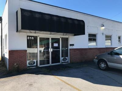 Adams, Clarksville, Springfield, Dover Commercial For Sale: 816 Crossland