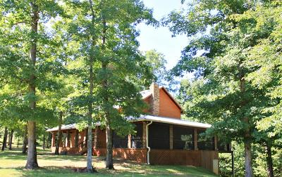 Linden Single Family Home For Sale: 2486 Armstrong Rd