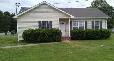 Christian County, Ky, Todd County, Ky, Montgomery County Rental For Rent: 608 Joshua Drive