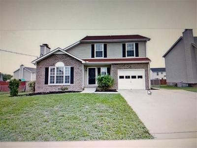 Christian County, Ky, Todd County, Ky, Montgomery County Rental For Rent: 943 Peachers Mill