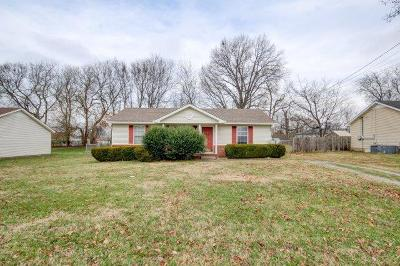 Christian County, Ky, Todd County, Ky, Montgomery County Rental For Rent: 581 Oakmont