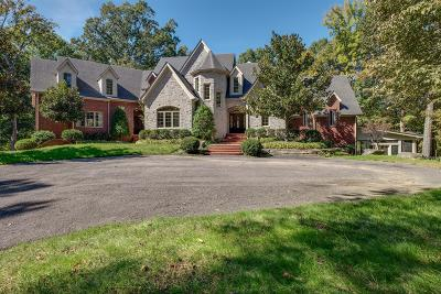 Nashville Single Family Home For Sale: 7446 River Road Pike