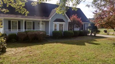 Christian County, Ky, Todd County, Ky, Montgomery County Single Family Home For Sale: 1508 Robertson Ct