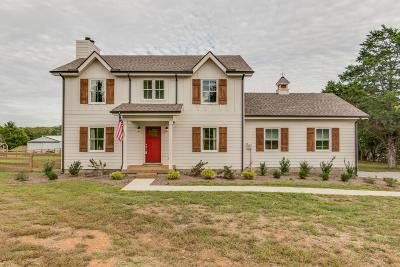 Nolensville Single Family Home Under Contract - Not Showing: 7372 Nolensville Rd