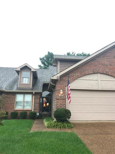 Cookeville Condo/Townhouse For Sale: 1789 Fairway Dr