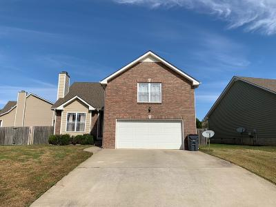 Christian County, Ky, Todd County, Ky, Montgomery County Rental For Rent: 3484 Oak Creek