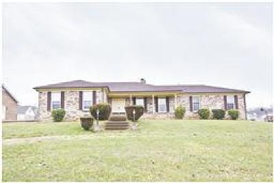 Christian County, Ky, Todd County, Ky, Montgomery County Single Family Home For Sale: 532 Brentwood Cir