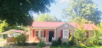 Cookeville Single Family Home For Sale: 1156 E Broad St