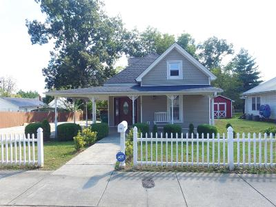 Winchester Single Family Home Under Contract - Showing: 305 NW 4th Ave