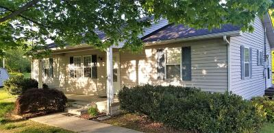 Smithville Single Family Home Under Contract - Not Showing: 8181 Holmes Creek Rd