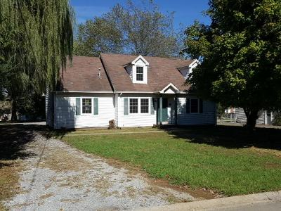 Christian County, Ky, Todd County, Ky, Montgomery County Single Family Home For Sale: 295 Northridge Dr