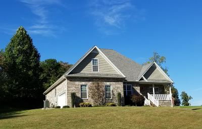 Cookeville Single Family Home Under Contract - Showing: 1016 Heathwood West Dr