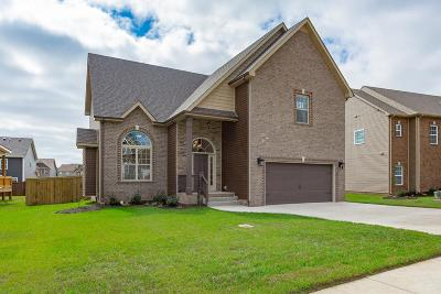 Clarksville Single Family Home For Sale: 1508 Ellie Piper Circle