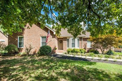 Hendersonville Single Family Home For Sale: 200 Lakeside Park Dr