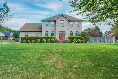 Single Family Home For Sale: 802 Templeton Ln