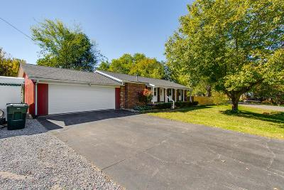 Springfield Single Family Home Under Contract - Showing: 100 Pleasant Hill Dr