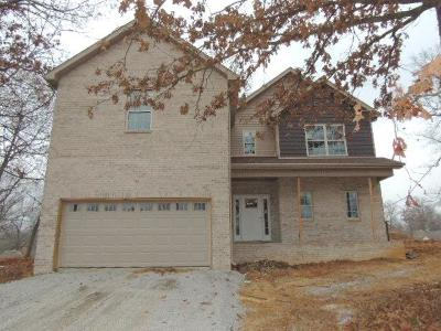 Clarksville Single Family Home For Sale: 1863 Red Fox Trl