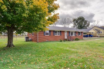 Marshall County Single Family Home For Sale: 301 Depot St