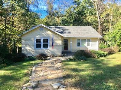 Sewanee Single Family Home Under Contract - Not Showing: 212 Tennessee Avenue