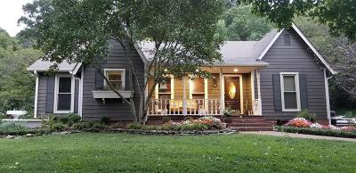 Goodlettsville Single Family Home For Sale: 1893 Springfield Hwy