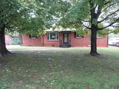 Clarksville Single Family Home For Sale: 815 Hayden Dr