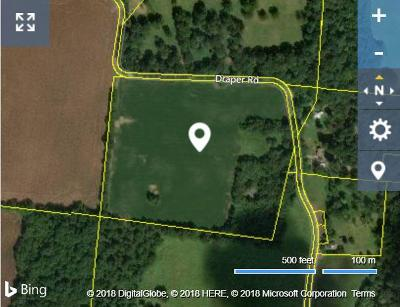 Robertson County Residential Lots & Land For Sale: Draper Rd