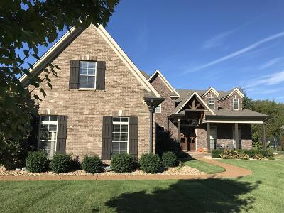 Gallatin Single Family Home Under Contract - Not Showing: 210 Higginson Pl S