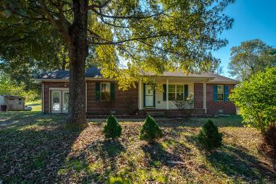 Chapmansboro Single Family Home Under Contract - Showing: 1030 Golden Pond Rd
