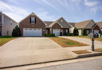 Christian County, Ky, Todd County, Ky, Montgomery County Condo/Townhouse Under Contract - Not Showing: 3818 Harvest Rdg #3818