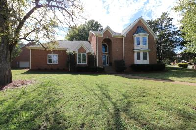 Old Hickory Single Family Home For Sale: 213 Ashawn Blvd