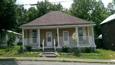 Dickson Single Family Home Under Contract - Showing: 414 Rickert