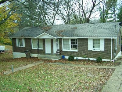 Antioch Multi Family Home Under Contract - Not Showing: 741 Richards Rd