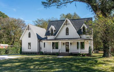 Nashville Single Family Home For Sale: 4016 Outer Drive