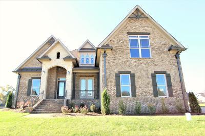 Gallatin Single Family Home For Sale: 1017 Brighton Lane #87