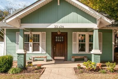 Nashville Single Family Home For Sale: 2226 Scott Ave