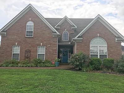 Murfreesboro, Rockvale Single Family Home For Sale: 4745 Forsman Ct