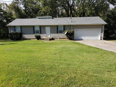 Clarksville Single Family Home Under Contract - Showing: 316 Woodale Dr