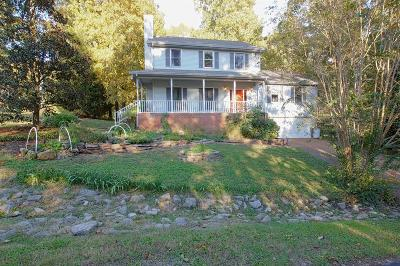 Pegram Single Family Home Under Contract - Not Showing: 1028 Shagbark Ct