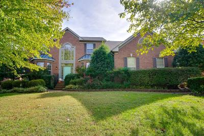 Brentwood Single Family Home For Sale: 6021 Ridge Farm Pl