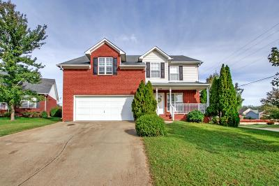 Spring Hill Single Family Home For Sale: 200 Bates Ct