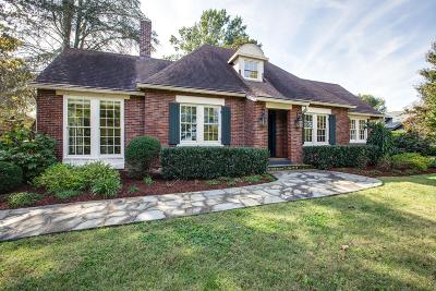Nashville Single Family Home Under Contract - Showing: 3923 Kimpalong Dr